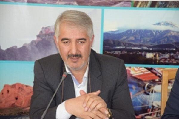 انتقاد فرماندار مرند از عدم ساماندهی ورودی شهر